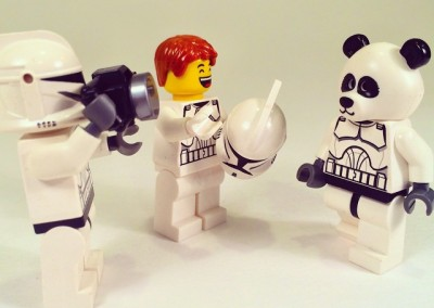 Not The Panda Troopers!