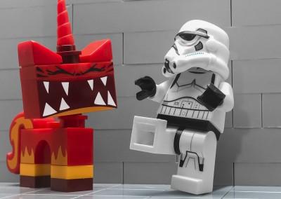 Super Scared Trooper