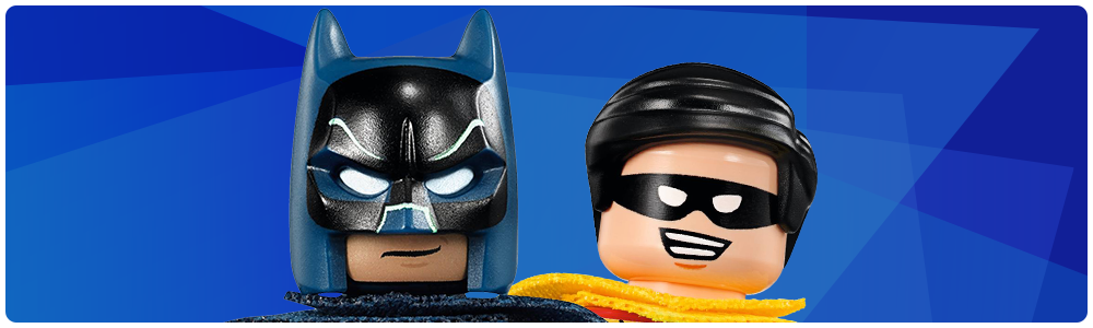 LEGO set Preview: 76052 LEGO DC Comics Batman Classic TV Series-Batcave