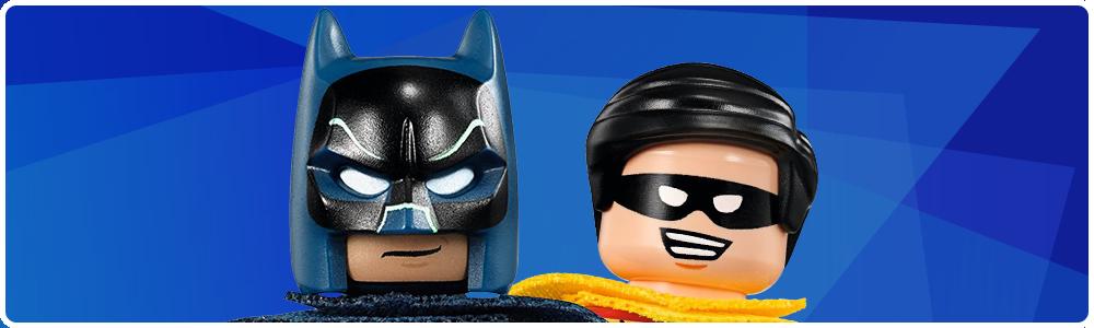 LEGO set Preview: 76052 LEGO DC Comics Batman Classic TV Series-Batcave