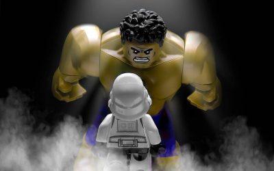 Gary vs The Hulk