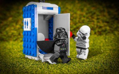 Vader Porta Potty