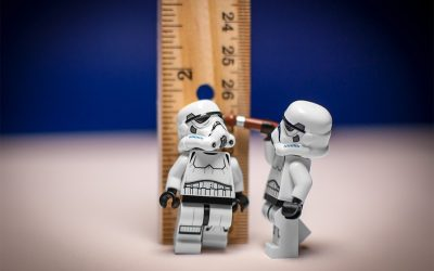 Too Short to be a Storm Trooper